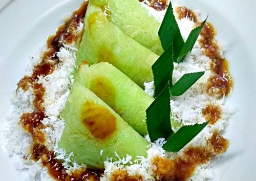 Kue Lupis - Makanan Khas Indonesia yang Lezat Kue Lupis memiliki sejarah digunakan