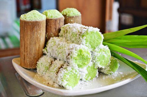 Kue Lupis - Makanan Khas Indonesia yang Lezat manis istimewa ini untuk merayakan